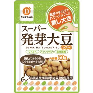 スーパー発芽大豆50g
