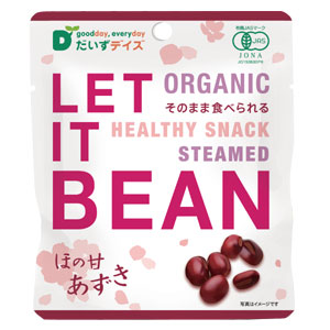 LET IT BEANあずき